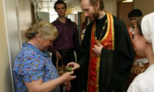 В калужских больницах появятся православные больничные листки