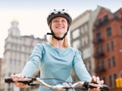 Велосипед и прогулки – ключ к здоровью