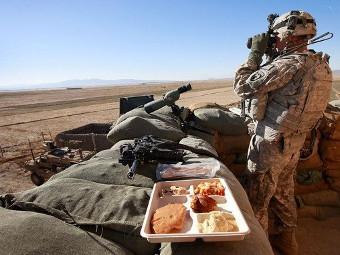 Со времен Корейской войны американские солдаты стали здоровее в девять раз