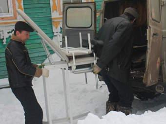 Борисоглебские роженицы покинули роддом