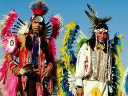 Индейцы из Америки имеют общих предков с европейцами