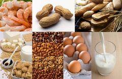 Топ-10 продуктов, которые вызывают аллергию
