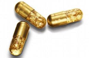 Выпущены таблетки для позолоты кала богатых людей