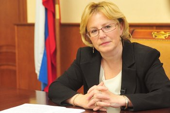Министр здравоохранения пообещала россиянам долгую жизнь