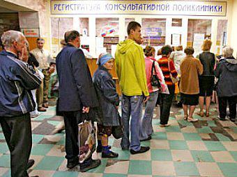 Более половины россиян предпочитают государственные поликлиники платным