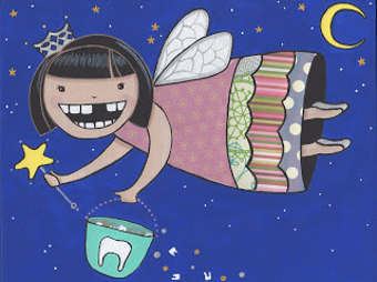 Молочный зуб в ухе ребенка подмочил репутацию зубной феи