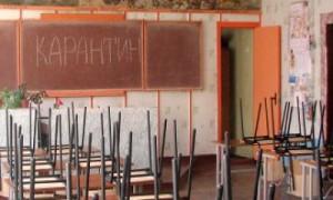 В Смоленске закрыли на карантин 130 классов