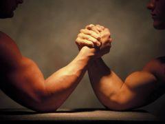 Человечеству помог выжить… тестостерон