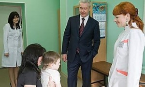 Собянин пообещал построить в Москве полсотни новых поликлиник