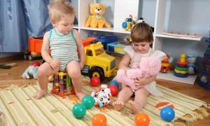 Игрушка и здоровье ребенка, какая связь?