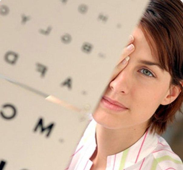 Зарядка для глаз: возьмите на заметку
