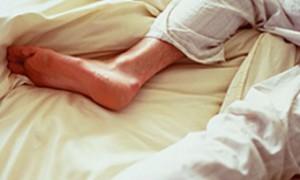 Синдром беспокойных ног укорачивает жизнь мужчин