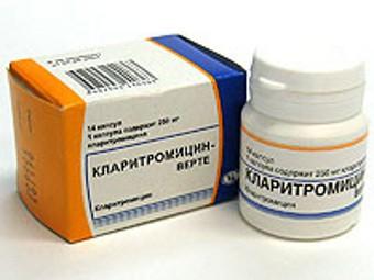 Одновременный прием статинов и кларитромицина оказался опасным для пожилых