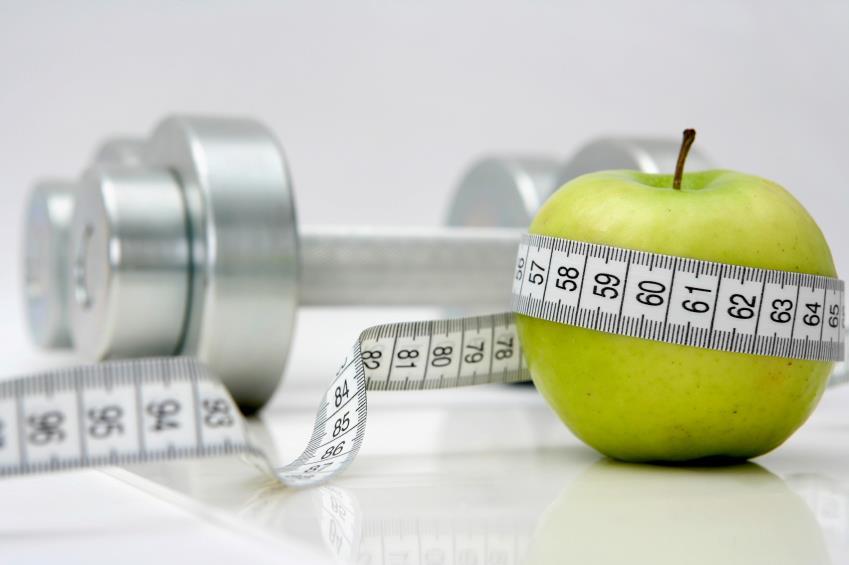 Гармоничное спортивное питание и занятия спортом