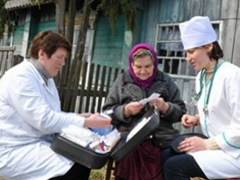 Президент разрешил сельским врачам дежурить на дому