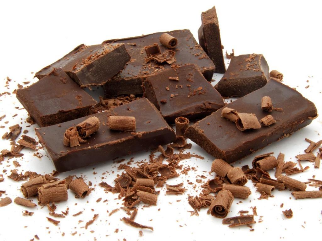 Шоколад полезен для десен и зубов