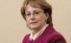 Министр здравоохранения оказала первую помощь кремлевскому чиновнику