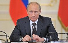 Путин нашел истоки медицинской коррупции в неосведомленности граждан
