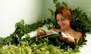 Ванны с травяными настоями: как правильно делать