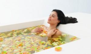 Ванны с солью – польза для здоровья