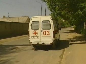 За нападение на врача «скорой» с ножом барнаулец получил 2 года тюрьмы