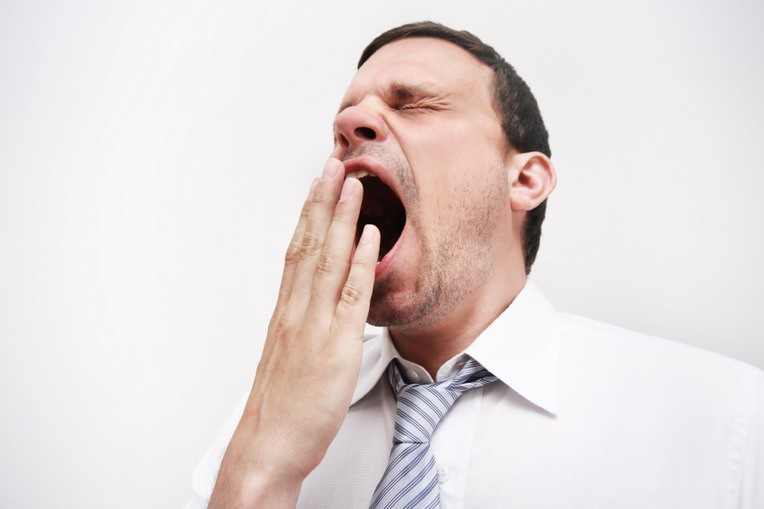 Может ли зевота быть полезной