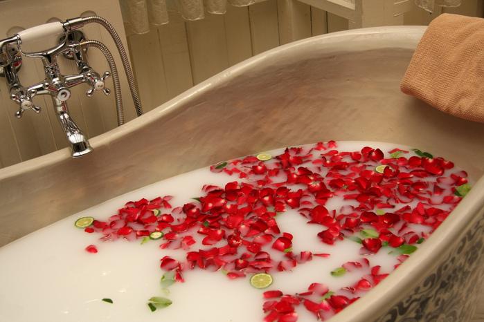 7 убедительных доводов в пользу ароматических ванн