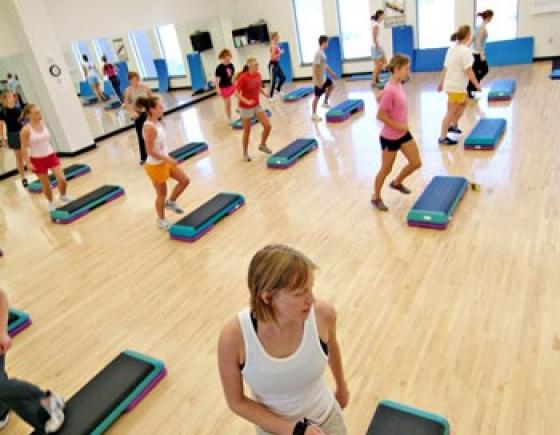 Гимнастика для похудения: пышкам на заметку