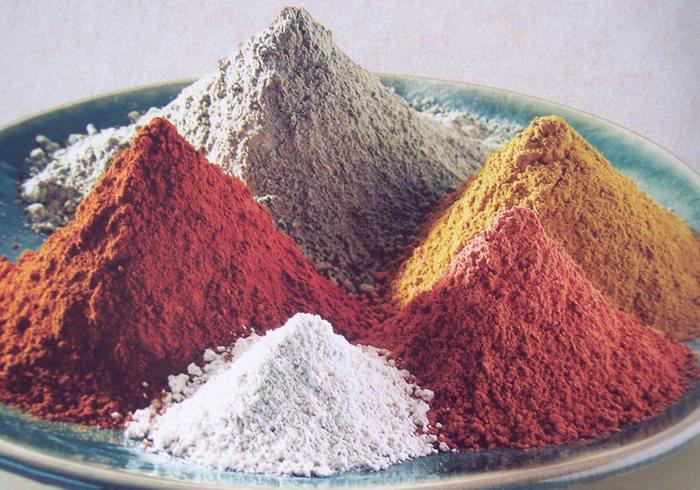 Косметические глины и их полезные свойства