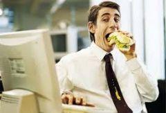 Обеденные перерывы снижают продуктивность