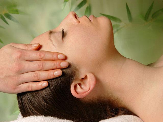 Полезность массажа головы