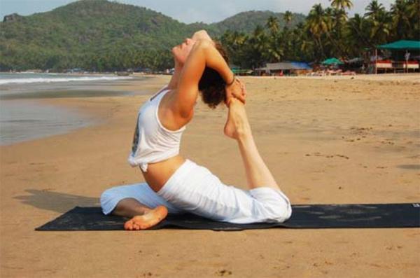 Йога: лучший подарок себе