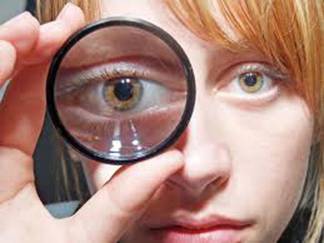 Берегите зрение смолоду