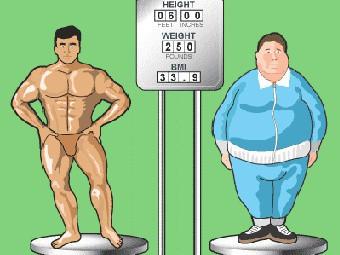 От индекса массы тела предложили отказаться