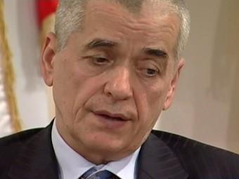 Онищенко высказал претензии к молочной продукции Белоруссии
