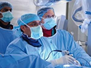 Флоридские врачи перепутали ногу во время операции