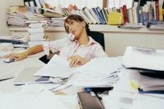 Беспорядок на рабочем столе стимулирует творческое мышление