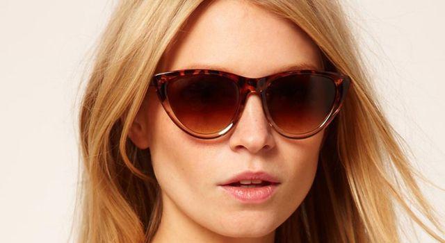 Выбираем солнцезащитные очки