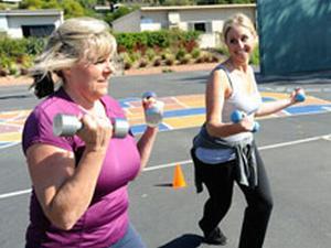 Виртуальный фитнес-партнер подарит желание тренироваться