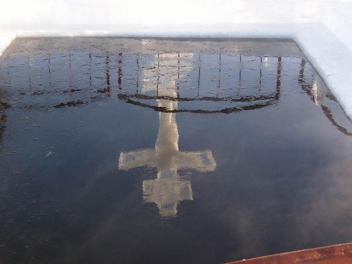 Ученые признали святую воду опасной для здоровья