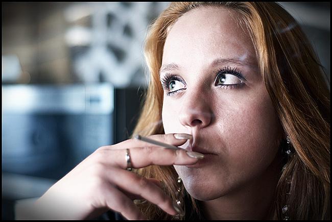 Уход за кожей курильщиков