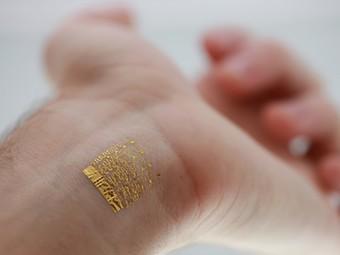 Разработан термометр-татуировка с функцией «чтения мыслей»