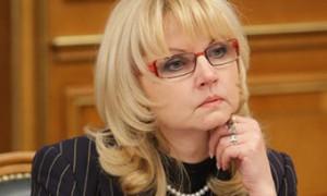 Татьяна Голикова утверждена на пост главы Счетной палаты