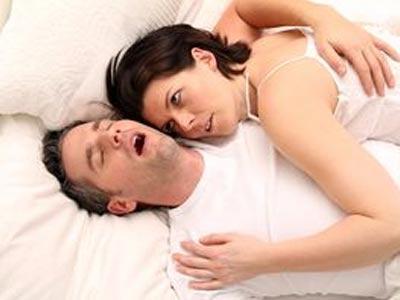 Храп может лишить вас нескольких лет сна