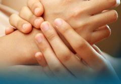 Массаж рук улучшает самочувствие
