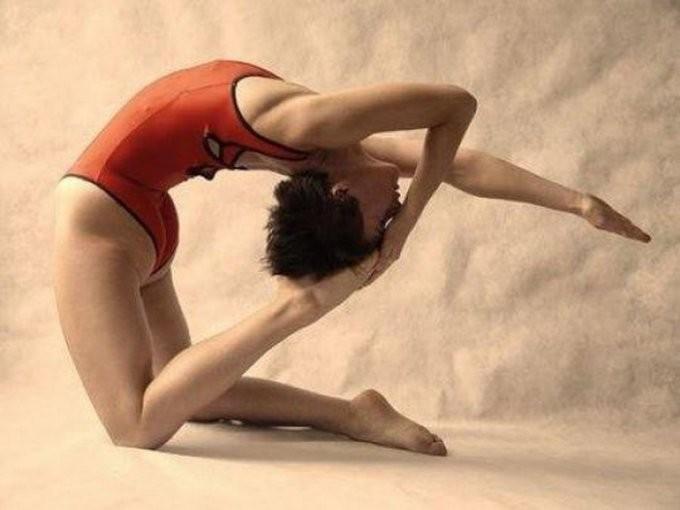 Йога для красоты вашего тела