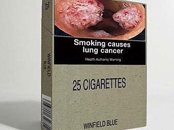 Юных курильщиков не пугают предупреждающие изображения на пачках