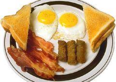 Диабетикам полезен плотный завтрак
