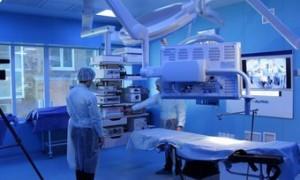 В самарской больнице появился робот-хирург