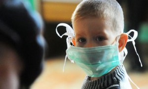 Среди юных жителей облцентра началась эпидемия гриппа